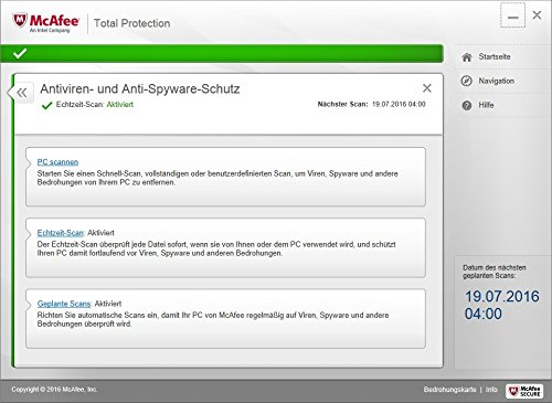McAfee Total Protection 2017 | 5 Geräte | 1 Jahr | PC/Mac/Smartphone/Tablet | Download - 6