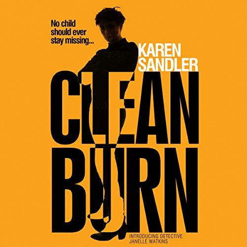 Clean Burn  Audiolibri