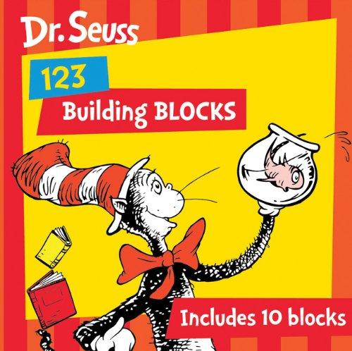 (Dr. Seuss 123 Building Blocks)