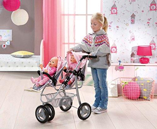 action zapf creation 820940 babypuppen und zubeh r. Black Bedroom Furniture Sets. Home Design Ideas