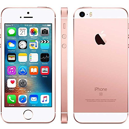 £IPHONE SE 32GB ROSE GOLD