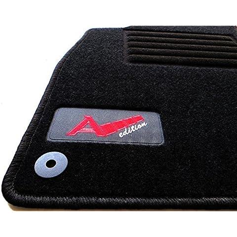 TN de profesional alfombrillas Audi A4B6B7Diseño Año 2001–2007felpudos–Auto Alfombras Original ajuste lsru