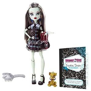 Monster High - N5948 - Poupée - Frankie Stein