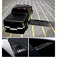 Heavy Duty Snap-On Tonneau Cover 97-04 DODGE DAKOTA REGULAR/CLUB CAB TRUCK 6.5 ft 78 BED by R&L Racing