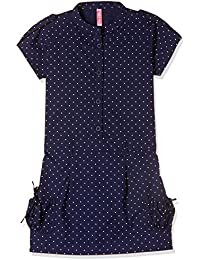 Pink & Blue By fbb Girls' Plain Regular Fit Shirt