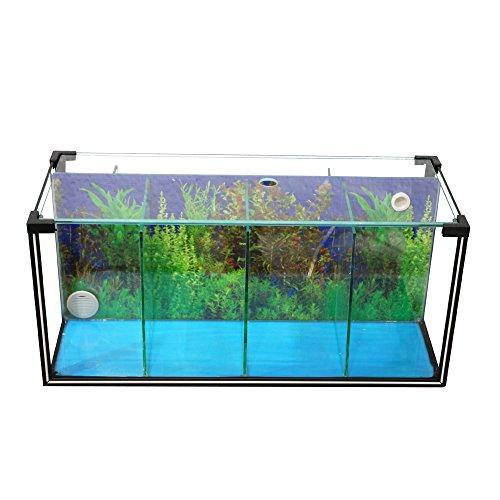 Aquarium Zucht-Becken Betta 24 L, Garnelen-Aquarium, Aufzucht-Aquarium, Kampffisch-Aquarium