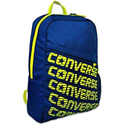 Converse Accesorios 10003913-A04 Mochila Tipo Casual, 45 cm, 19 litros, Azul