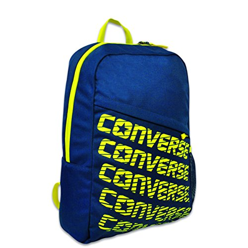 Converse Unisex Speed Backpack, dunkelblau - Speed Tragegurt
