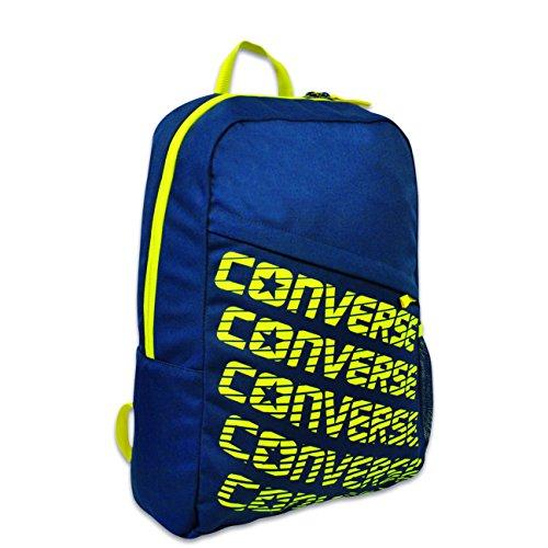 Converse Unisex Speed Backpack, dunkelblau - Tragegurt Speed