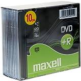 Maxell DVD+R 4.7GB 8X SlimCase