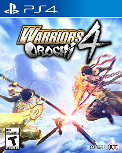 Warriors Orochi 4 for PlayStation 4 [USA]