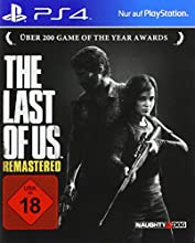Sony The Last of Us Remastered, PS4 [Edizione: Germania]