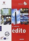 Edito  Bahrein Niv.2 - Livre CD DVD