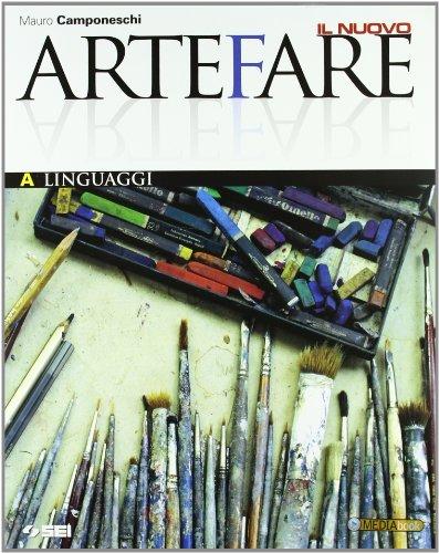 Il nuovo Arte fare. Vol. A-B1-B2. Con laboratorio di modelli. Per la Scuola media. Con espansione online