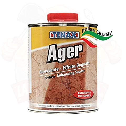 AGER TENAX Colour enhancer / Wet Effect / Water and oil Proof - Tenax LT.1