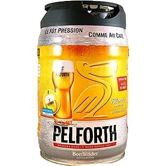 Fût 5L Beertender Pelforth Blonde