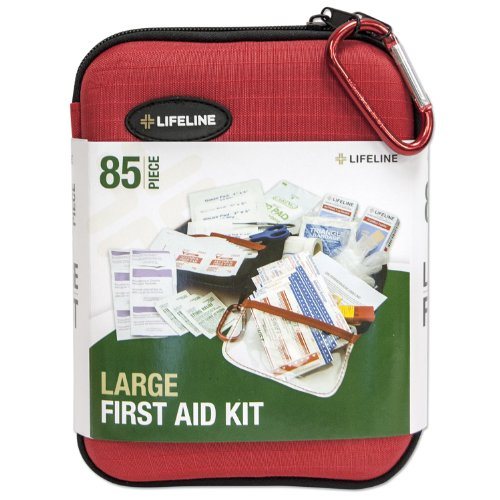 lifeline-eva-medical-first-aid-kit-85-piece-emergency-bag-trauma-survival-camp