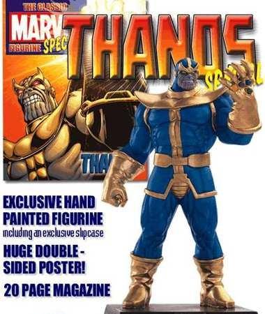 Figurine plomb Marvel, Hors série Thanos