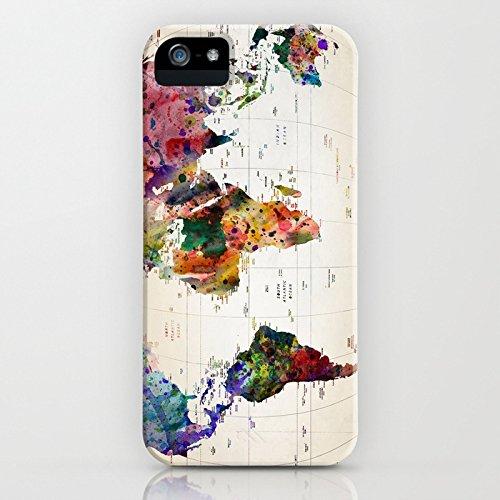 Cover iPhone SE, ZQ-Link Cover iPhone SE / 5 / 5S Silicone Case Molle di TPU Sottile Custodia per iPhone SE / 5 / 5S giraffa