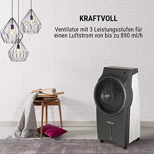 Klimagerät oneConcept Kingcool • 3-in-1 mobile Klimaanlage Bild 3*