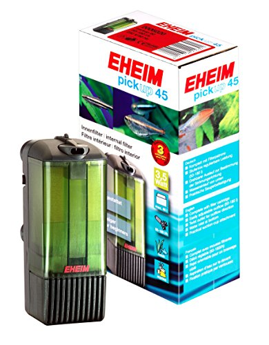 Eheim 2006020 Innenfilter Pickup 45 (Aquarium Filter Mit Pumpe)