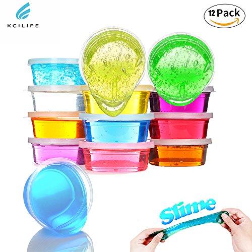 Kids Toys schlamm Kinder Bildungs-Spielzeug Kinder Spielzeug DIY Slime Kit Magic transparent...