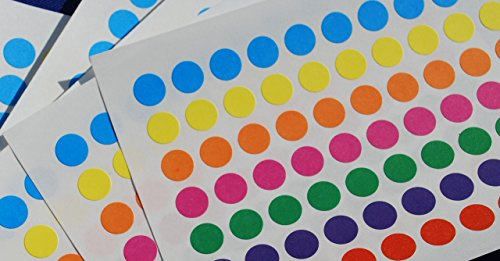 350-sticky-coloured-dots-8mm-labels-dots-round-circles-self-adhesive-assorted-colours