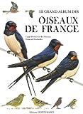 Le grand album des oiseaux de France