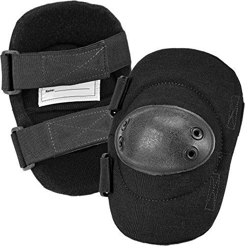 DEFCON 5 Ellbogenschützer Protection Pads, Schwarz, One size, D5-1540-B (Waffe Schlinge)