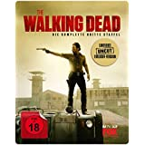 The Walking Dead - Die komplette dritte Staffel - Uncut/Steelbook
