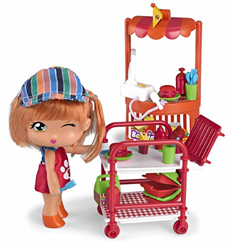 Barriguitas - Tienda de comida rápida (Famosa 700013443)
