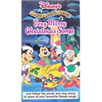 Very Merry Christmas Songs - Disney's Sing Along Songs