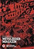 Mitglieder Magazin 4 2016 Zeitschrift Magazin Einzelheft Heft Fussball Bundesliga 1. FC Kaiserslautern