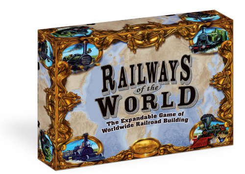 Eagle Games 622641 - Strategiespiel - Railways of the World