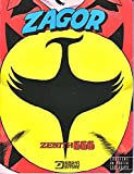 ZENITH n.666 - ZAGOR 615 - Variant Limited Lucca 2016