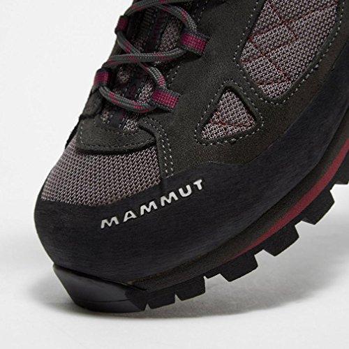 Mammut Alto Guide High GTX Women - Trekkingstiefel - graphite/amarante 39 1/3
