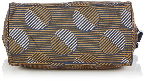 Kipling Amiel Bp, Sac porté épaule Multicolore (Moonscape Pr)