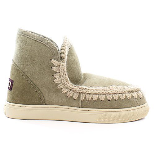 Mou Stivali Montone Mini Eskimo Sneaker Corda Corda