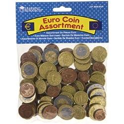 Learning Resources - Set monedas Euro (surtido: modelos aleatorios)