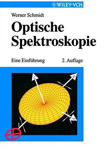 Optische Spektroskopie: Eine Einführung