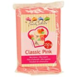 Funcakes Marzipan Classic Pink 250g