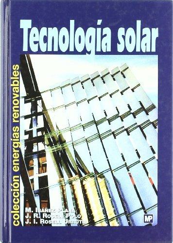 Tecnologia Solar/ Solar Technology