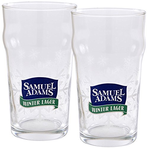 samuel-adams-winter-lager-pint-glasses-2-with-acrylic-satin-snowflakes-new-2014-edition-by-samuel-ad