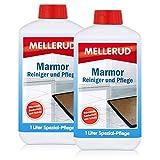 2x Mellerud Marmor Reiniger und Pflege 1L
