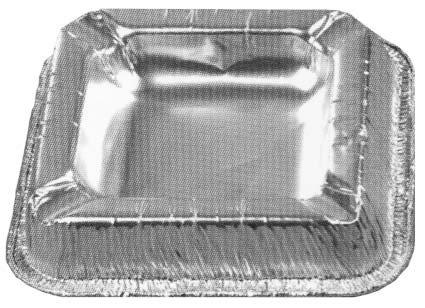 10 Alu-Aschenbecher