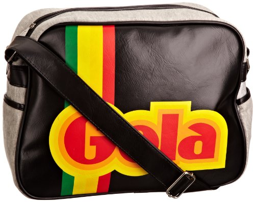 Gola Redford Arcade 70s Sports Bag Black/Multi