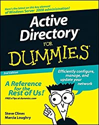 Active Directory For Dummies (For Dummies Series)