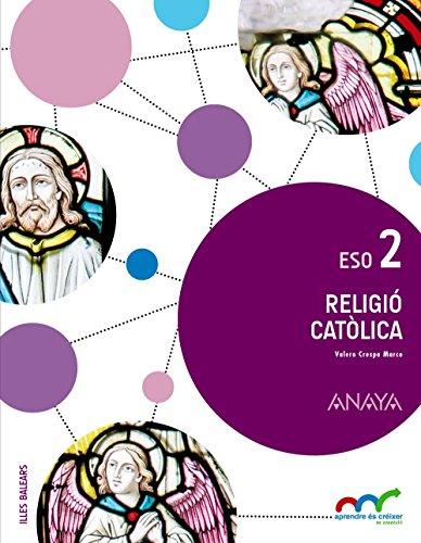 Religió catòlica 2. (Aprendre és créixer en connexió) - 9788469815564