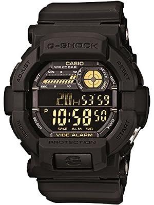 Reloj G-Shock GD-350 G-Vibe Negro-Amarillo