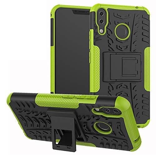LFDZ Asus Zenfone 5Z Tasche, Hülle Abdeckung Cover schutzhülle Tough Strong Rugged Shock Proof Heavy Duty Case Für Asus Zenfone 5Z (6.2